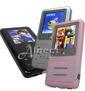 MP4 Video Player Advan M7 1GB