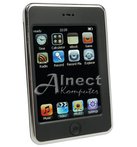 MP4 slim and touch [ALNECT KOMPUTER]